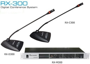 Conference System RESTMOMENT RX D300